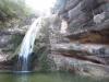 Espejillos watervallen