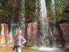 La Pajcha watervallen